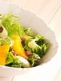 Fennel orange salad Stock Photo