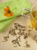 Fennel tea Stock Photo