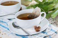 Fennel Tea Royalty Free Stock Photo
