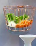 Fennels and carrots Royalty Free Stock Image