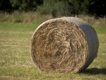 Hay Bail 2 fotos de stock