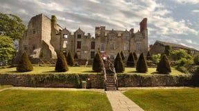 Feno no castelo do Wye Imagem de Stock
