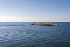 Fenoliga wyspa Zdjęcia Royalty Free