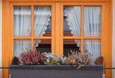 Fenster Fotografie Stock Libere da Diritti