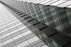 Fenster ad infinitum Stockfotos