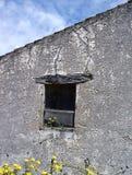 Fenster auf der Vergangenheit Stockbild