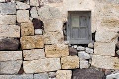 Fenster auf Geschichte Stockbild