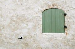 Fenster-Blendenverschlüsse Lizenzfreie Stockbilder