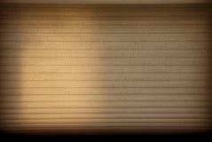 Fenster-blinder Hintergrund Lizenzfreies Stockfoto