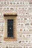 Fenster der Kirche Stockfotografie