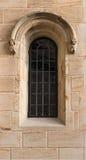 Fenster in der Neugotik Lizenzfreies Stockbild