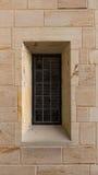 Fenster in der Neugotik Stockbild