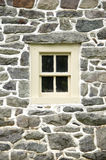 Fenster in der Wand Lizenzfreies Stockbild