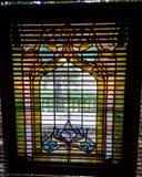 Fenster in einem Fenster Lizenzfreies Stockbild