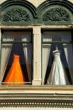 Fenster-Einkaufen Lizenzfreie Stockfotografie