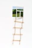 Fenster für Entwerfer Stockbilder