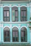Fenster-Felder Stockfoto