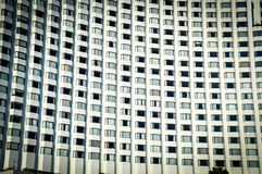 Fenster-Front Lizenzfreie Stockfotografie