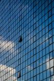 Fenster-Front Lizenzfreies Stockfoto