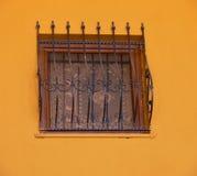 Fenster im Haus Stockbilder