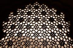Fenster-Kunst Stockbild