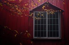 Fenster--Lushang-Berg lizenzfreie stockfotos