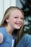 Fenster-Mädchen #2 Lizenzfreies Stockfoto
