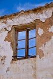 Fenster mit einer Ansicht Lizenzfreie Stockbilder