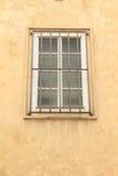 Fenster mit Stäben Lizenzfreie Stockfotografie