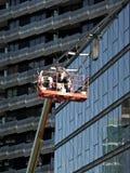Fenster-Reinigungsmittel Lizenzfreies Stockfoto
