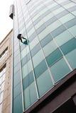 Fenster-Scheibe Lizenzfreies Stockfoto
