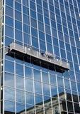 Fenster-Scheiben Lizenzfreies Stockfoto