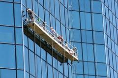 Fenster-Scheiben Stockbilder
