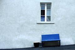 Fenster-und Sitzserie Lizenzfreies Stockbild