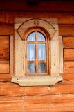Fenster von den Mönchräumen von Heilig-Anna--Rohiakloster, aufgestellt in einem natürlichen und lokalisierten Platz Stockbilder