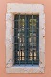 Fenster von Kreta Lizenzfreie Stockbilder