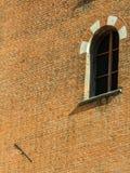 Fenster von Verona, Italien Lizenzfreies Stockfoto