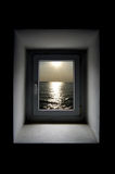 Fensterabstraktion Stockfotografie