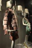 Fensteranzeige bei Bergdorf Goodman in NYC Stockbild