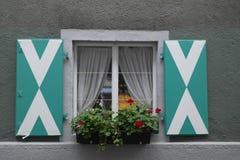 Fensterfensterladen stockbilder