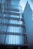 Fenstergebäude   Lizenzfreie Stockfotografie