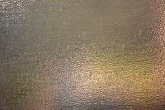Fensterglas-Beschaffenheitshintergrund Lizenzfreies Stockfoto