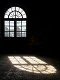 Fensterleuchte Stockfoto