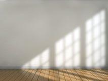 Fensterlicht Lizenzfreie Stockfotografie