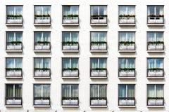 Fenstermuster Lizenzfreie Stockbilder
