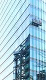 Fensterputzer Lizenzfreies Stockfoto