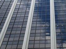 Fensterreflexion Lizenzfreies Stockfoto