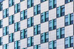 Fensterreflexionen Stockbilder