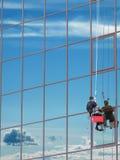 Fensterscheibe Lizenzfreies Stockfoto