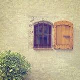 Fenstertür Lizenzfreies Stockfoto